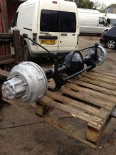 Ford Transit Twin Wheel Axle 2000-2006